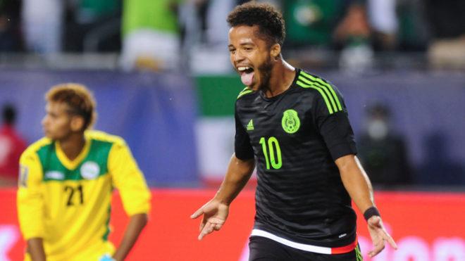 La última gran goleada de México fue el 6-0 a Cuba en el 2015.