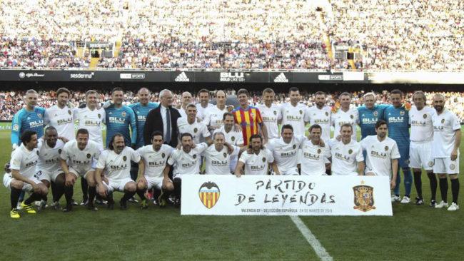 Mestalla celebra por todo lo alto su Centenario