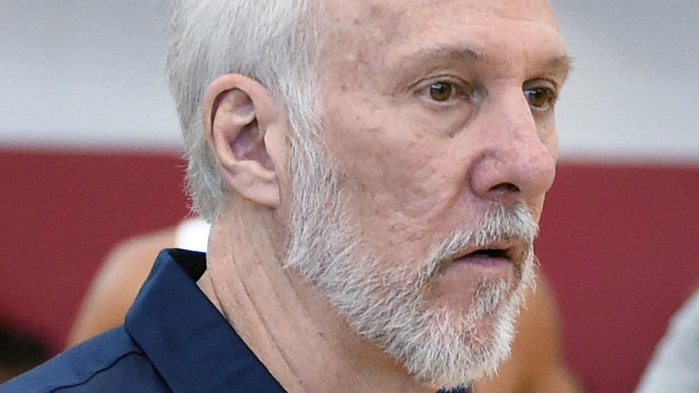 Gregg Popovich, seleccionador de Estados Unidos