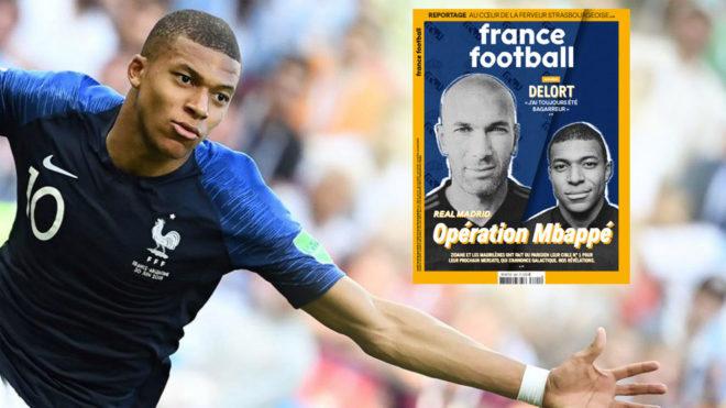 France Football: