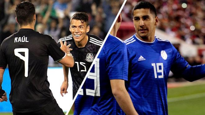 Selección mexicana vs paraguaya: horario y dónde ver