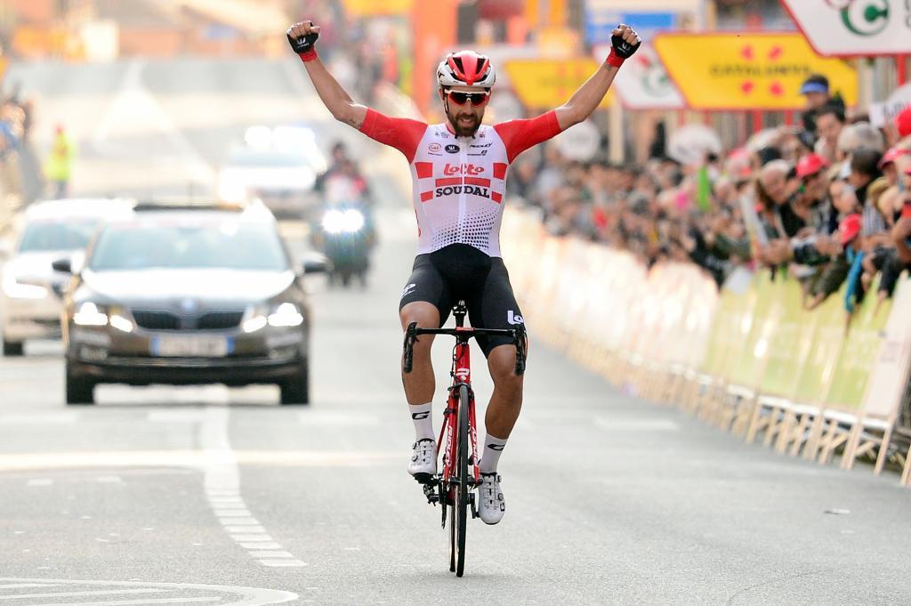 Llega la alta montaña a la Vuelta a Cataluña