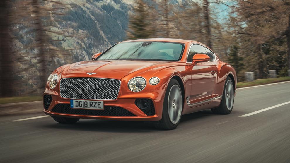 El Bentley Continental GT buscará superar el récord del Tesla Model...