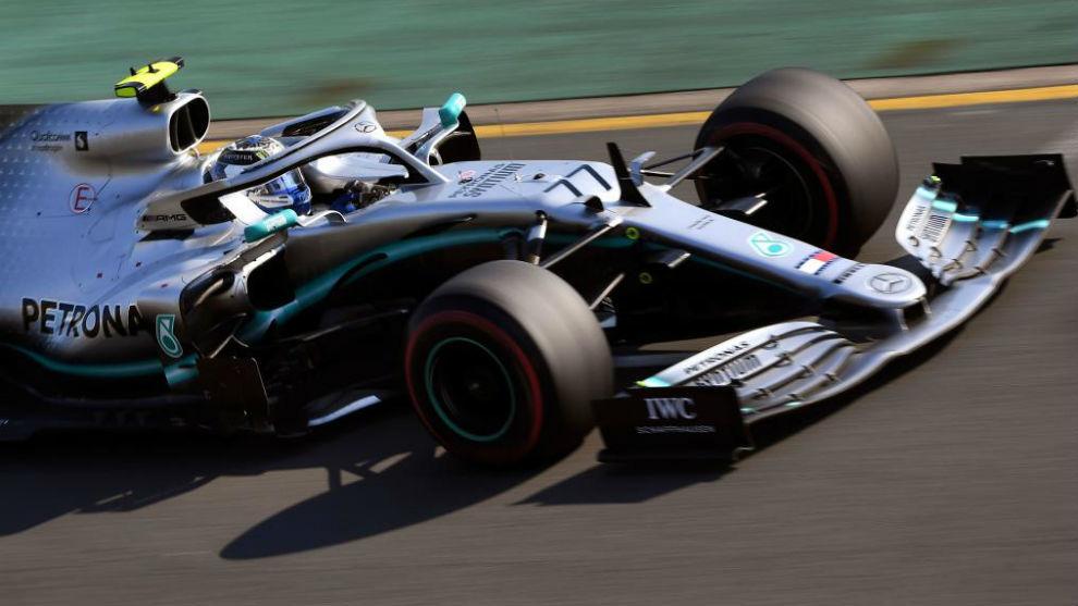 Fórmula 1 Leclerc volvió a ser el más rápido en Bahrein