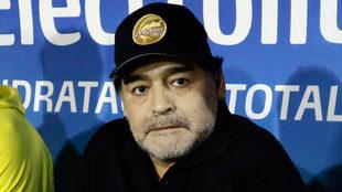 """Diego Maradona: """"La selección no tiene futuro""""."""
