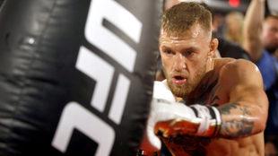 McGregor se despidió después de casi 11 años de carrera