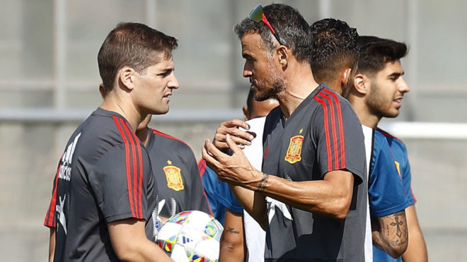 Luis Enrique to miss Spain's trip to Malta due to family reasons