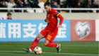 Hazard, durante su último partido con Bélgica.