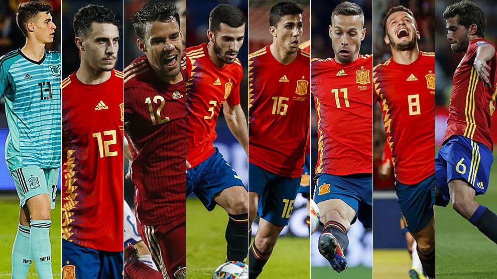 Malta vs. Spain - Football Match Report