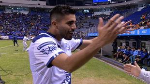 """Néstor Vidrio: """"Listos para enfrentar a Lobos, con la ilusión..."""