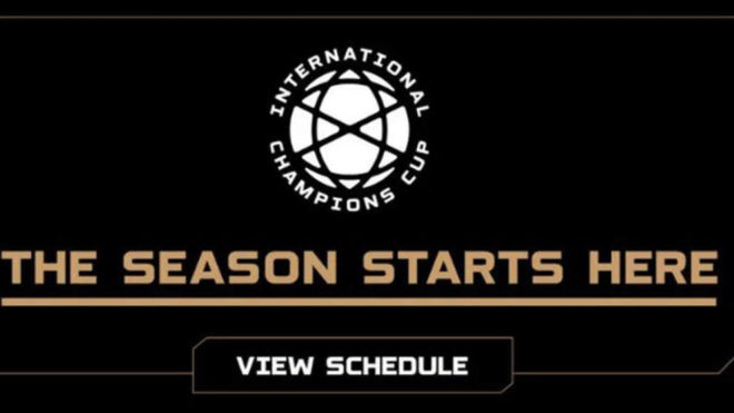 International Champions Cup 2020 Calendrier.The 2019 International Champions Cup Match Calendar Marca