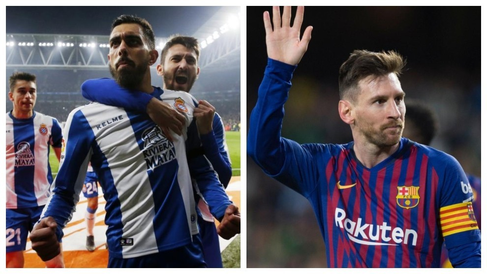 Borja and Messi are on fire this season.