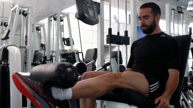 Carvajal reaparecerá pronto tras recuperarse de una lesión muscular.
