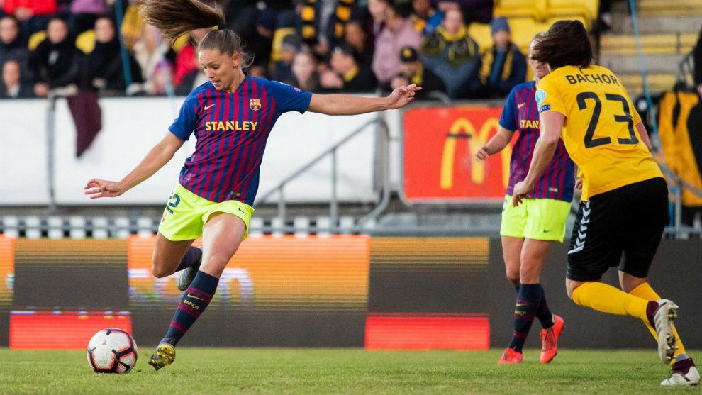 53c7fef37edf3 Fútbol Femenino  El Barcelona se ve obligado a jugar en Lillestrøm ...