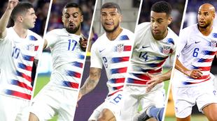 Cinco jugadores de EEUU que podrían hacerle daño a México en la...