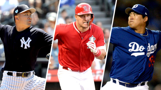 d3de84c6ca0 MLB - Grandes Ligas Béisbol  ¡Play Ball! Comienza la temporada 2019 ...