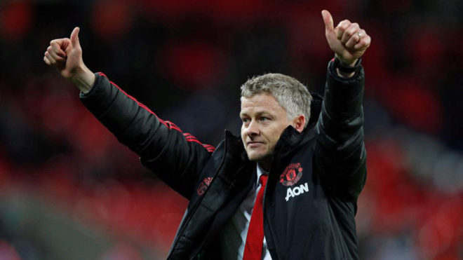 Image result for ole gunnar solskjær