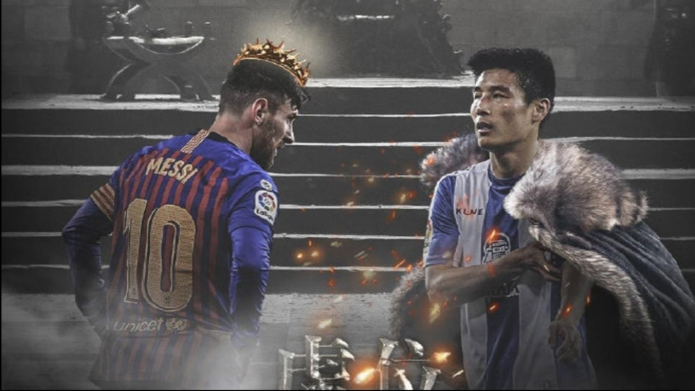 LaLiga promotional campaign in China