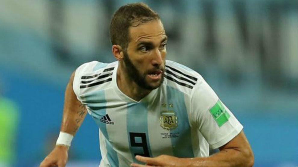 Higuain says 'time is up' with Argentina: 'You can now stop worrying'