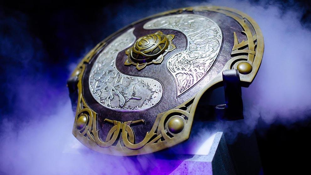 La Égida, el ansiado trofeo de The International