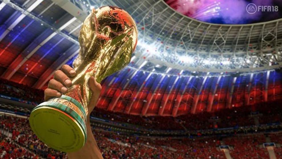 FIFA: Las cinco mejores selecciones del Mundial según FIFA 18 ...