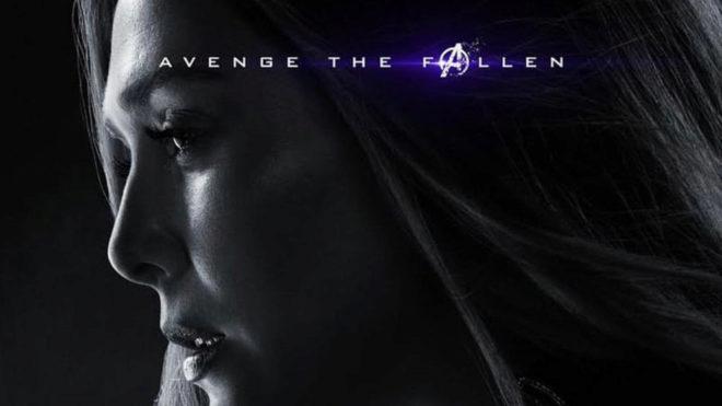 Filtran fotos íntimas de La Bruja Escarlata — Avengers