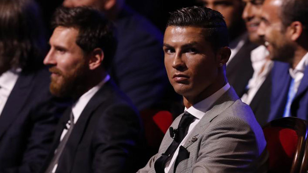 2f681325f Lionel Messi s list of the five best players in world football right now  with Cristiano Ronaldo not making it onto the list. Instead