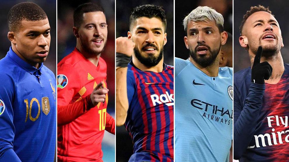 first rate 51b93 90685 LaLiga Santander - Barcelona: Messi picks his top five ...