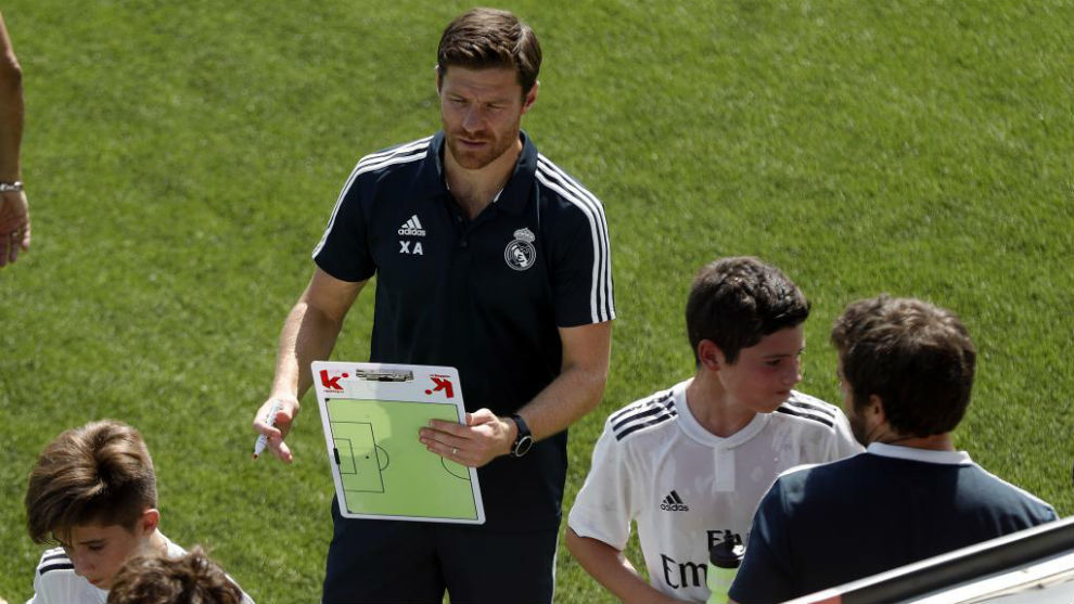 d4563266a3b Real Madrid  Xabi Alonso set to earn promotion as a coach within La ...