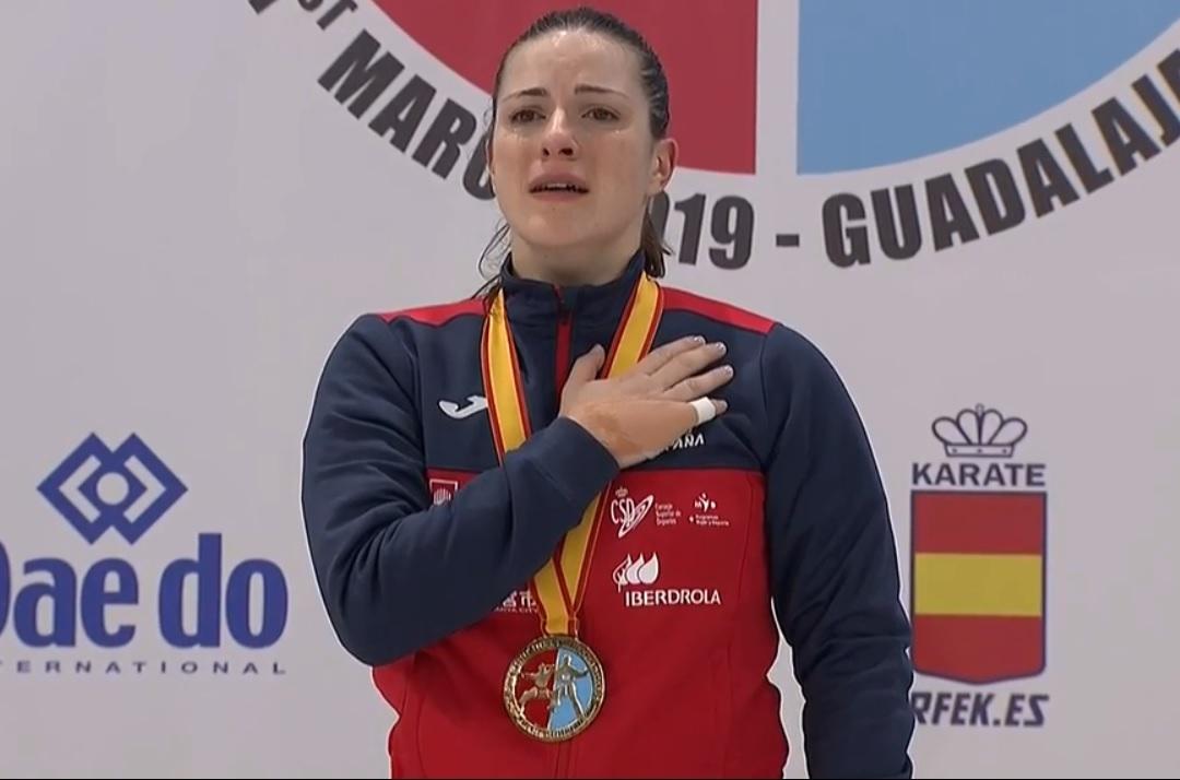 Kárate: Laura Palacio, campeona de Europa de kumite | Marca.com