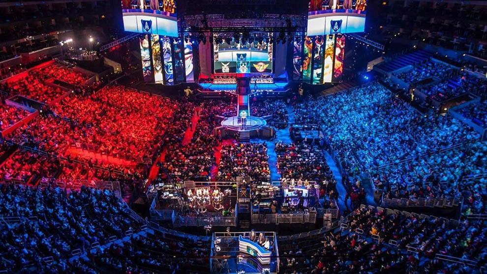 Resultado de imagen para mundial de League of Legends