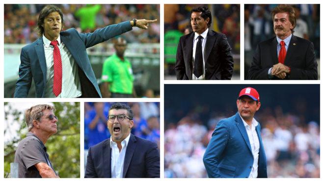 Muchos entrenadores han pasado sin pena ni gloria con Chivas