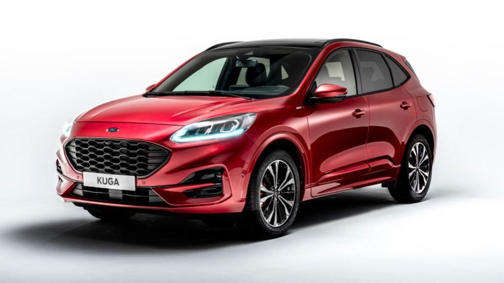 El Ford Puma ha crecido y se ha convertido en un SUV