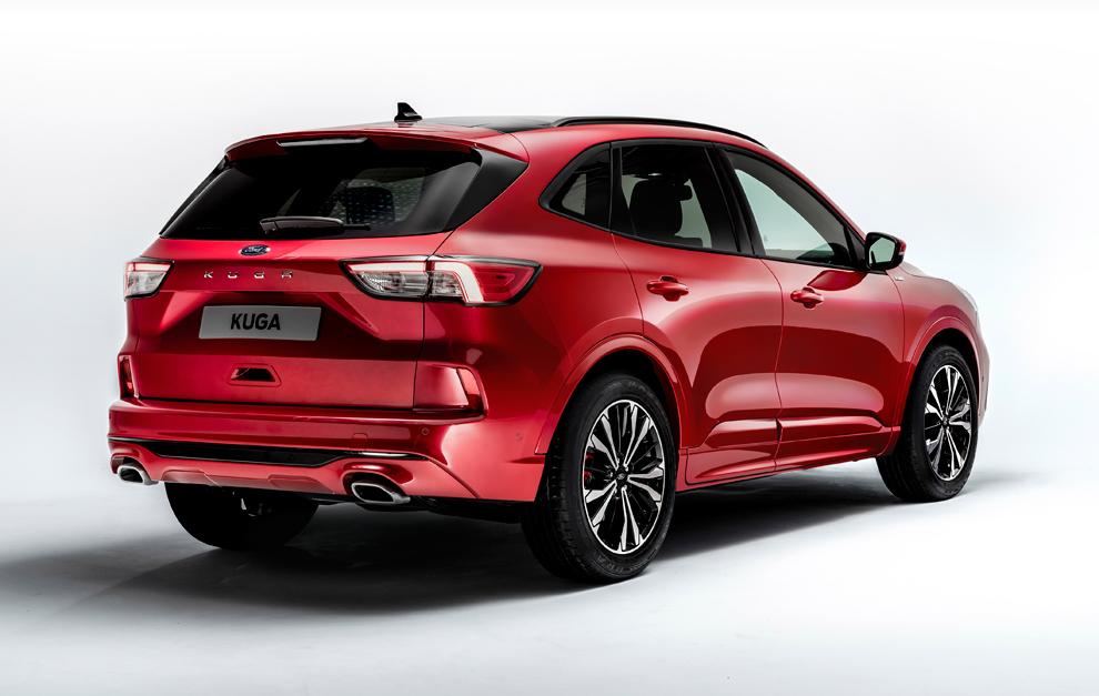 Ford Kuga 2019 Un Elegante Suv Con Personalidad Hibrida Marca Com