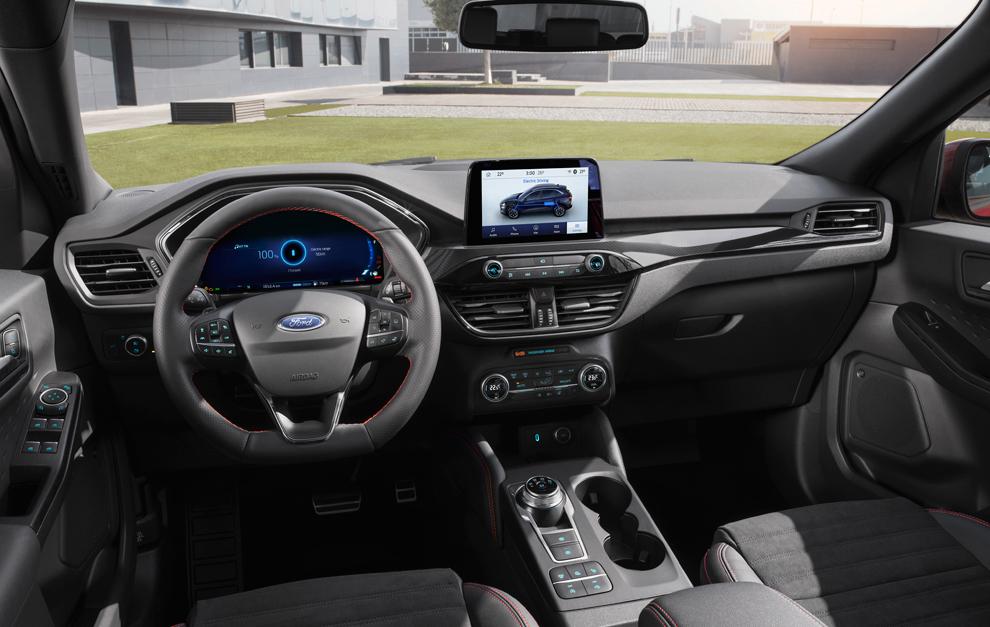 Ford Puma el crossover de inspiración SUV