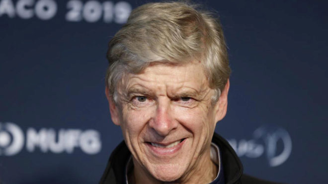 Arsene Wenger spoke about his future.
