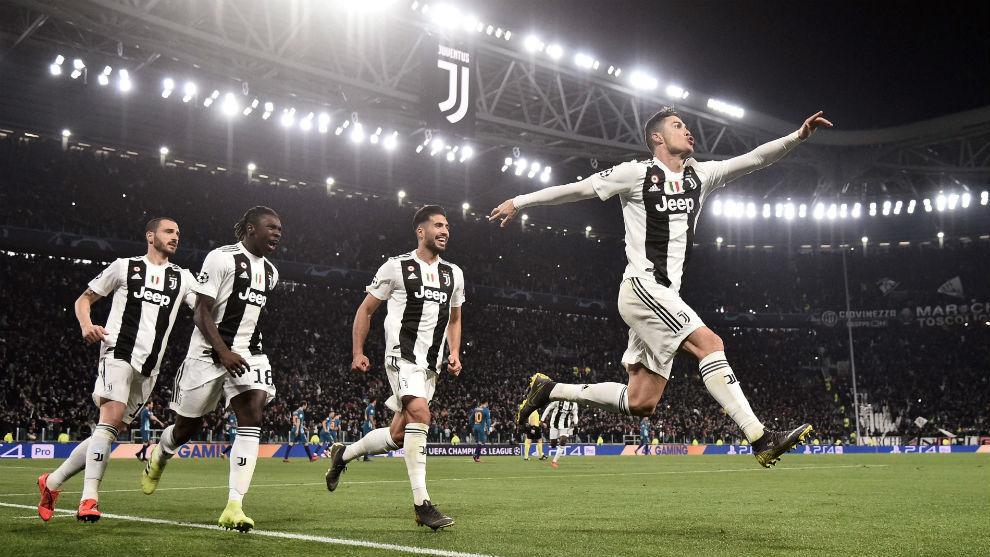 Cristiano Ronaldo podría jugar contra el Ajax en Champions
