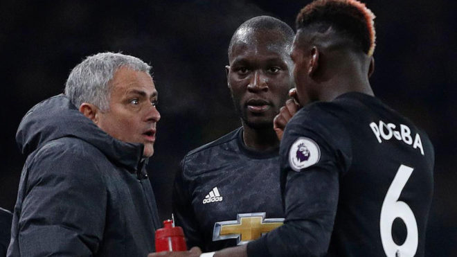 'His excellency' - Mourinho's sarcastic attack on Pogba