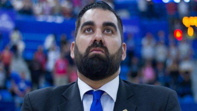 Ramón Díaz, coach de Capitanes CDMX