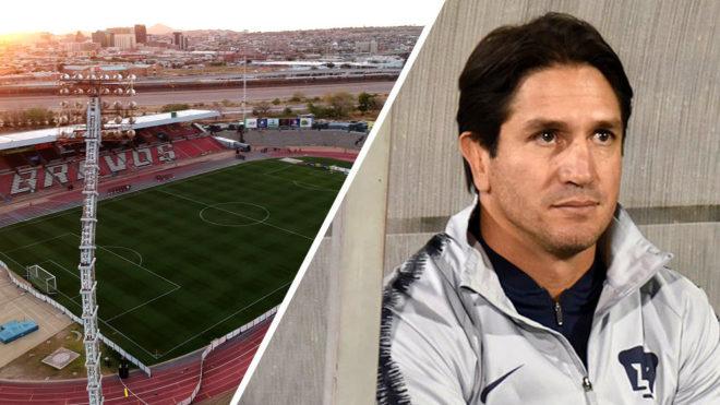 Copa Mx 2019: FC Juárez Y Bruno Marioni Podrían Ser