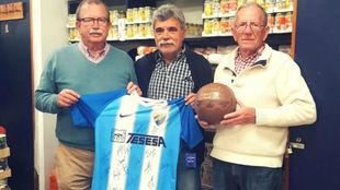 Federación de Peñas Malaguistas con el Banco Solidario de Alimentos...