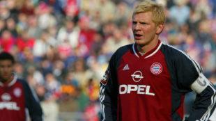 Effenberg, durante su etapa como jugador del Bayern.