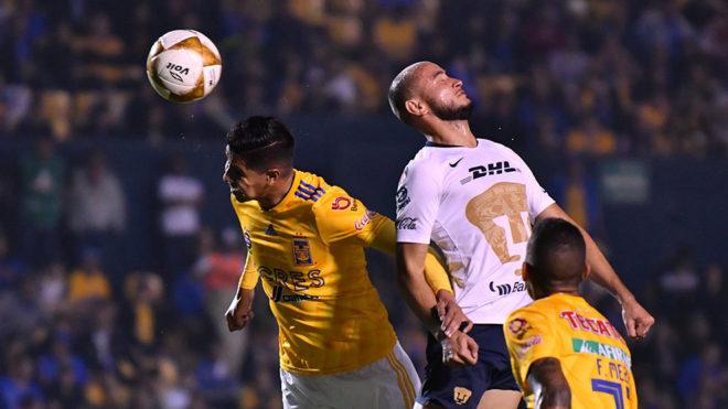 ac90dbf63 Liga MX Clausura 2019: Tigres vs Pumas: Horario y dónde ver hoy en ...