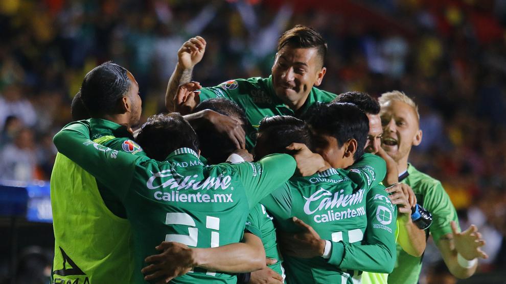 Liga Mx Clausura 2019 Fernando Meza Contra León Es Un: León Vs Necaxa: La Fiera Tiene Que Partir Un Rayo Para