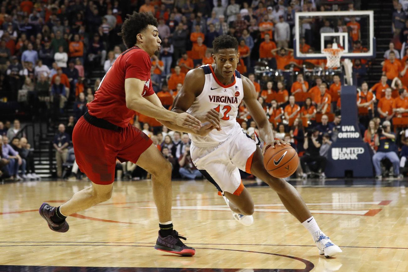 DeAndre Hunter, Virginia. Posiblemente el mejor prospecto NBA que...