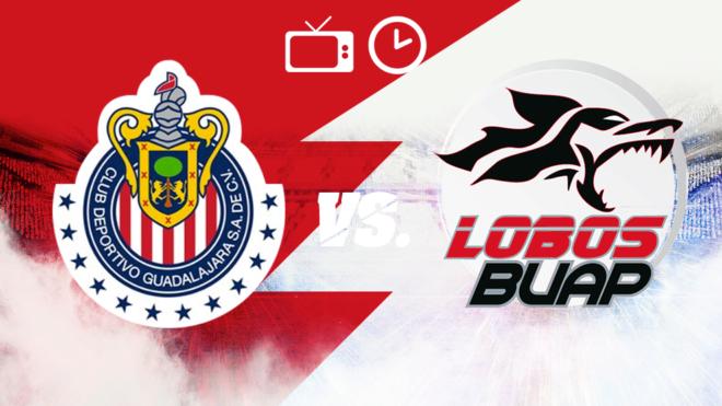 Chivas vs Lobos BUAP