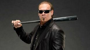 Sting, que debutó en WrestleMania.