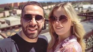 Dani Carvajal, defensa del Real Madrid, compartió en su stories de...