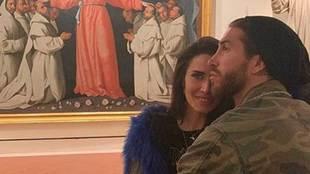 Sergio Ramos y Pilar Rubio, <strong><a...