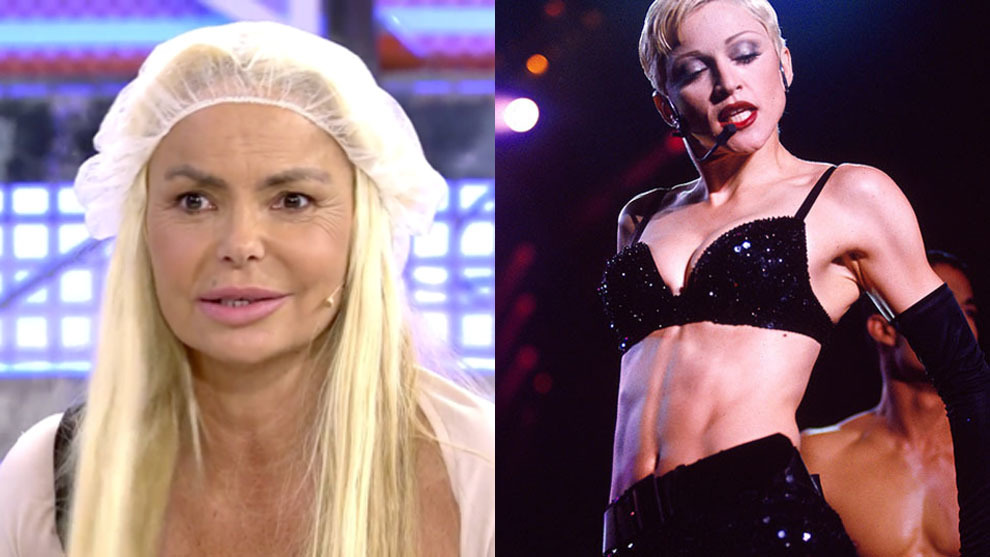 Creo que seré la más parecida a Madonna de toda España